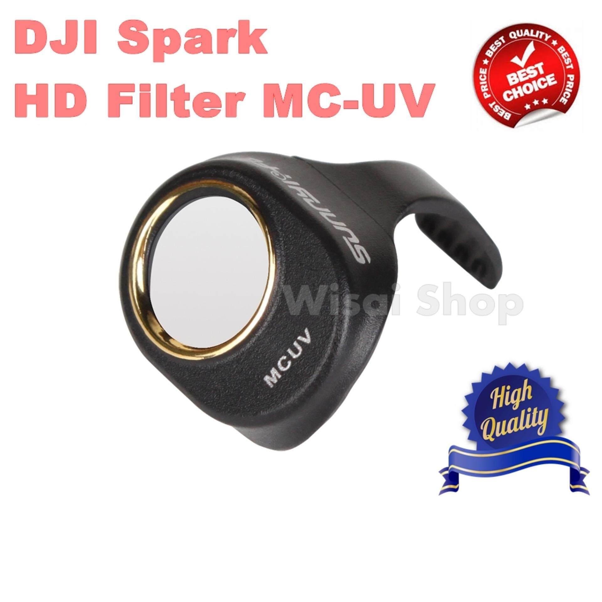 Sunnylife ฟิลเตอร์ MC-UV สำหรับ DJI Spark