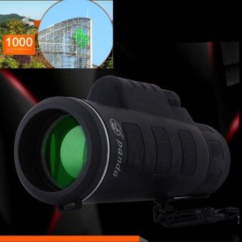 Super High Power 40X60 Portable HD OPTICS BAK4 Night VisionMonocular Telescope - intl