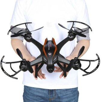 Syma โดรน ติดกล้อง drone cx35 cheerson 720pสีส้มมีจอพร้อมเสาส่งสัญญานภาพ ไม่ต้องใช้มือถือร่วม (Orange)