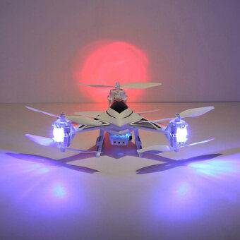 Symaโดรนบังคับ โดรนติดกล้องFPV Hexa Tricopter 2.4Ghz / Wi-FiIOS-Android CX33W