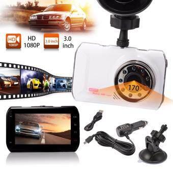 ซื้อ/ขาย กล้องติดรถยนต์รุ่น T630 WDR + 9 infrared 170-Degree Ultra-Wide-Angle Lens (สีขาว)
