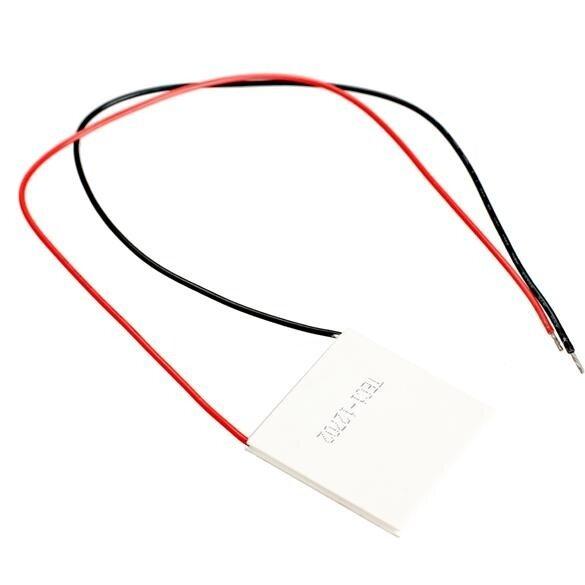 TEC1-12702 12v 2A 40mm*40mm Semiconductor Ceramics Refrigeration Piece - intl