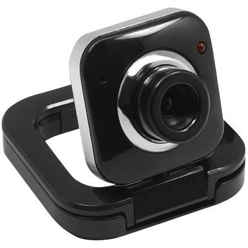 Tech Universe USB Webcam (Builtin Mic and Stand) - Intl