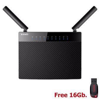 ซื้อ/ขาย Tenda AC9 Smart Gigabit ไวเลส เร้าเตอร์ Dual Band 1200Mbps.