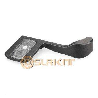 Thumb Up Grip Black for Canon EOS M G11 G15 G1X NIKON P7100 P7700COOLPIX A Fujifilm X100 X100S X-E1 X20 X-pro1 Pentax Q Q7 Q10 -intl