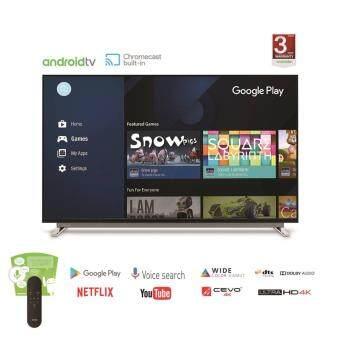 Toshiba  UHD 4K Android TV 49 นิ้ว รุ่น 49U7750VT