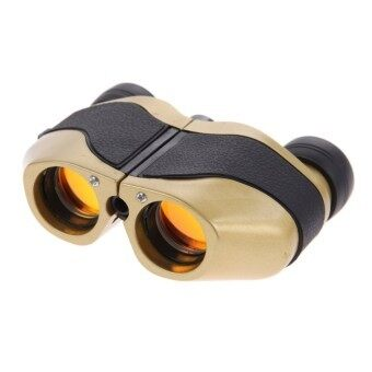 Travel 80 x 120 Zoom Folding Day Night Vision Binoculars Telescope + Bag - intl