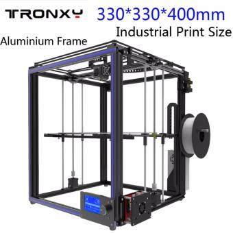 Tronxy industrial 3D Printer3D Printer kitbigPrint Size330*330*400MSupport 1.75mm PLA/ABS/Wood PLA/Flexible Filament ect
