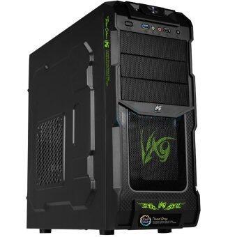 ซื้อ/ขาย Tsunami COMPUTER CASE Color X9 (Black-Green)