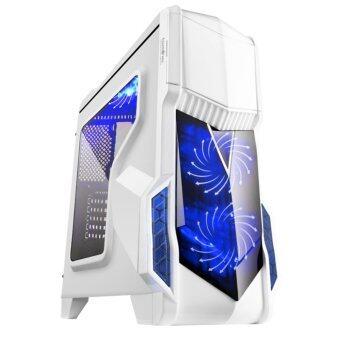 Tsunami Pro Hero K1 Series USB 3.0 Gaming Case (with 15 PCS LED 12 CM Fan X 4)WB