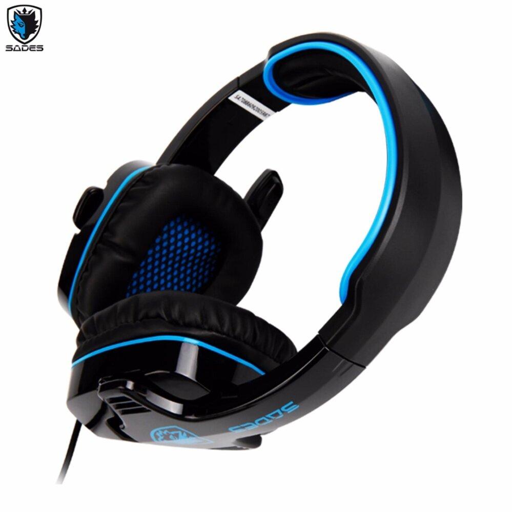 Sades Gaming Headset Tpower Sa 701 Biru Gantungan Boneka Daftar T Power Tsunami Wolfgang 901 International Exclusive Edition 71surround Stereo Pro Usb