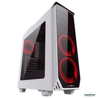 Tsunami Super Zero Series Gaming Case WR