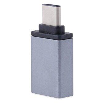 Type-C USB 3.1 OTG Adapter Converter(Gray) - intl - 4