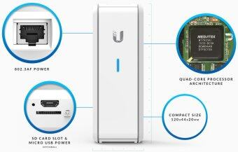 Ubiquiti UniFi Controller Hybrid Cloud Key UC-CK (White)