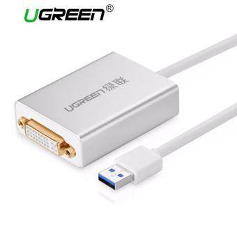 UGREEN USB 3.0 to DVI HDMI VGA Video Graphic Adapter Compatiblewith Windows 10/ 8.1/ 8/ 7/ Vista/ XP Mac OS
