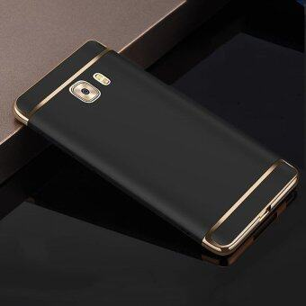 Ultra Slim Hard Armor Shell Hybrid Edge Plating Back AccessoriesCover Case For Samsung Galaxy C9 Pro