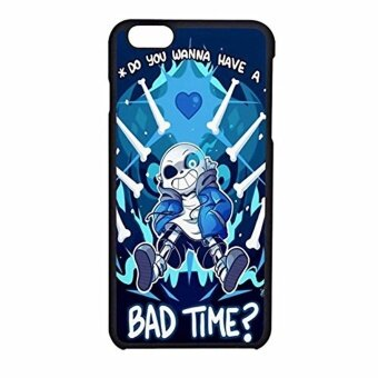 Harga Undertale Sans Do You Wanna Have A Bad Time Case / Color BlackPlastic / Device iPhone 6/6s - intl