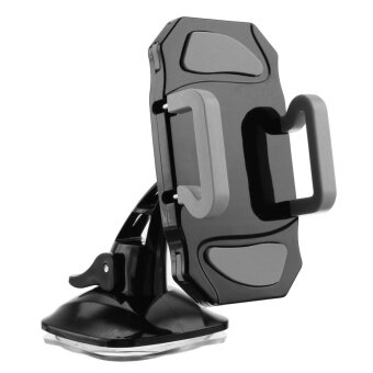Universial Car Holder Stand Windshield Air Vent Mount GPS Bracket Cell Phone Grey