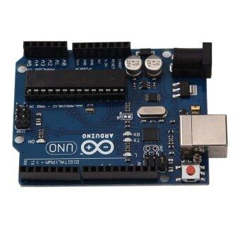 UNO R3 ATmega328P ATMEGA16U2 Board For Arduino Compatible+USB Cable- intl