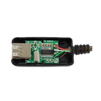 USB 2.0 Active Extension cable สายต่อยาว10m ขยายสัญญาณในตัว - 3