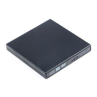 ขอเสนอ USB 2.0 External CD-RW/DVD-RW Burner Drive for PCMacLaptop - intl