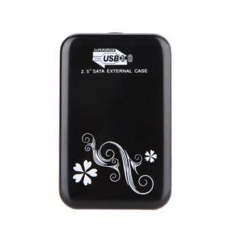 "USB 3.0 HDD Hard Drive Disk External Enclosure Box Case 2.5\"" SATA HD Enclosure/Case Support 1G-4000G"