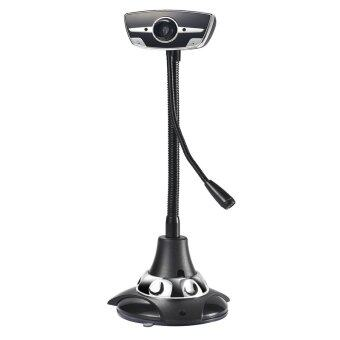 USB Webcam Camera 20MP With Microphone /กล้องเว็บแคม USB (White/Black)