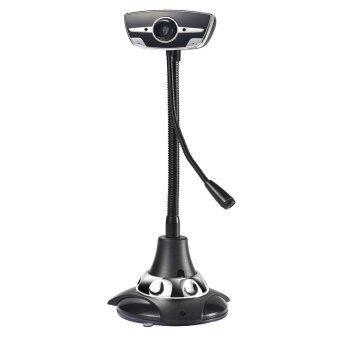 USB Webcam Camera 20MP With Microphone /กล้องเว็บแคม USB (White/Black)