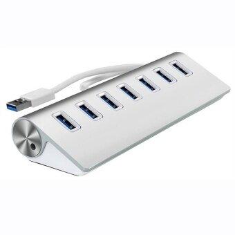USB3.0 HUB Aluminum 7