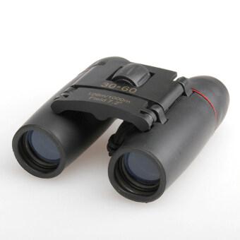 VAKIND กล้องส่องทางไกลกล้องสองตากล้องโทรทรรศน์แฟชั่นพับ 126แผ่นต้อง1000แผ่นใหม่ 30 x 60-ระหว่างประเทศ