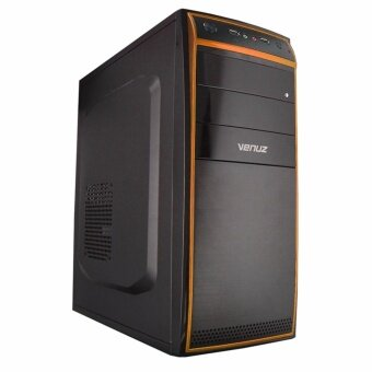 VENUZ ATX Computer Case VC499 - Orange
