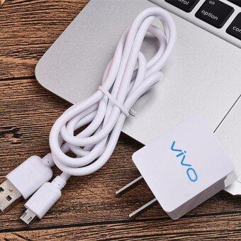 จัดโปรโมชั่น VIVO หัวชาร์จ Travel Charger 5V2A พร้อมสายชาร์จ micro USB FastCharge ความยาว 1m.