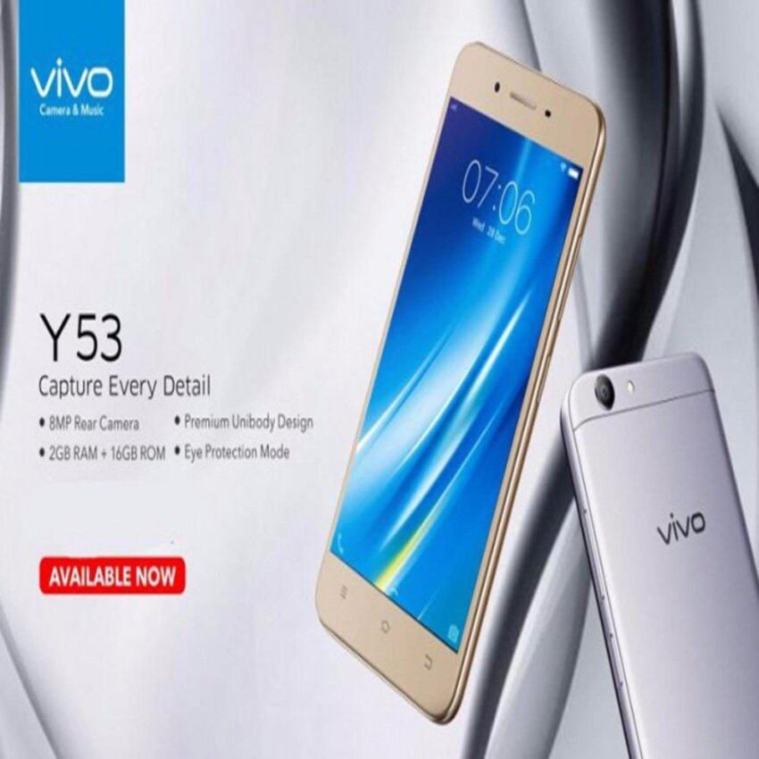 Vivo Y53 216gb Crown Gold .