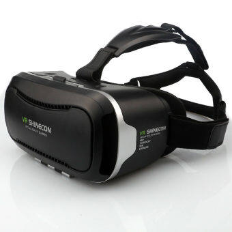 VR shinecon 2.0 Virtual Reality Goggles VR BOX 3D glasses