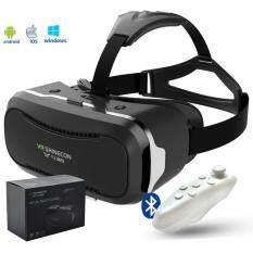 VR SHINECON ii 2.0 VR Headset, VR Goggles 3D VR Glasses Virtual