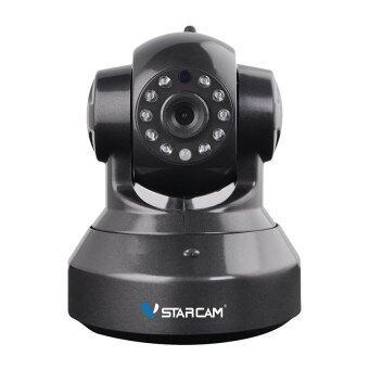 อยากขาย Vstarcam กล้องวงจร ปิด IP Camera รุ่น C7837wip version2 รองรับ 64G 1.0 Mp and IR Cut WIP HD ONVIF(Black)
