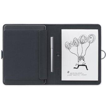 ซื้อ/ขาย Wacom Bamboo Spark Smart Folio with Snap-fit for Tablet Sleeve ปากกาวาดรูปเชื่อมต่อแท็บเลต CDS-600P/G0-CX (Silver)