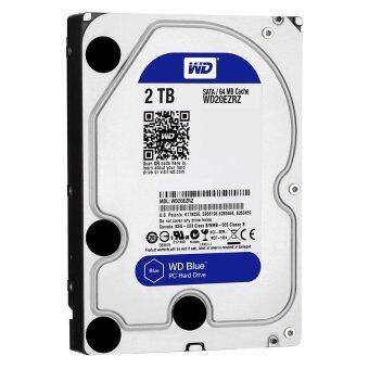 WD Blue 3.5\ Desktop Hard Drives 2TB (WD20EZRZ)