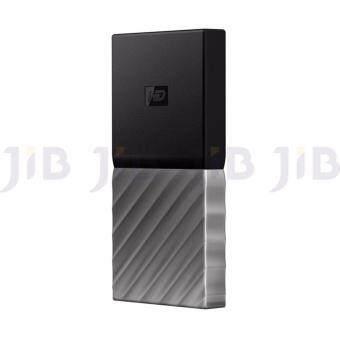 WD HDD - HARD DISK EXTERNAL 1.0TB MY PASSPORT SSD BLACK/SILVER (WDBK3E0010PSL)