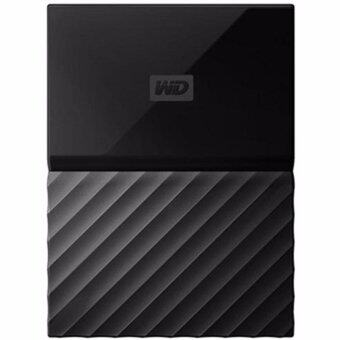 WD HDD - HARD DISK EXTERNAL 2.5 1TB MY PASSPORT 2017 BLACK (WDBYNN0010BBK)