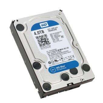 ... Internal Hard Disk Drive 5400 RPM SATA 6Gb/s 64MB Cache 3.5-inch WD40EZRZ – Intl. Western Digital WD Blue 4TB Desktop HDD