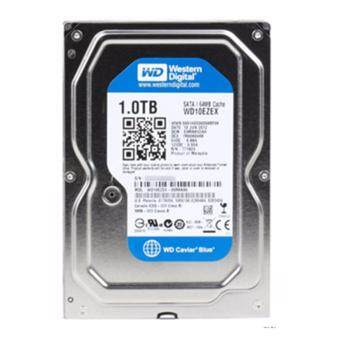 WESTERN HDD Internal 1.0 TB 7200RPM WD10EZEX (BLUE)