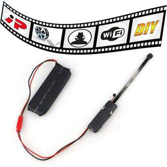 WiFi IP Wireless Hidden Spy Security Camera DIY Module For AndroidiOS - intl