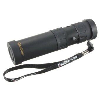WinTop Nikula 10 เป็น 30 x25 ออปติคัลซูมกล้องส่องทางไกลพลังงานสูง (สีดำ)