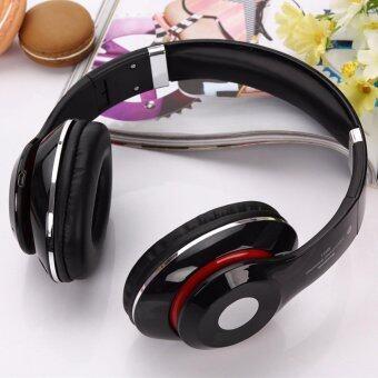 หูฟังบลูทูธ ไร้สาย Wireless Bluetooth Headphone Stereo รุ่น SH-11 ( Black)