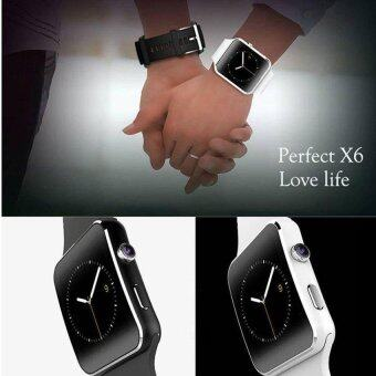 X6 Touch Screen Smart Watch Support Camera SIM TF Card BluetoothSports Reminder Smart Bracelet For IOS And Android - intl - 5