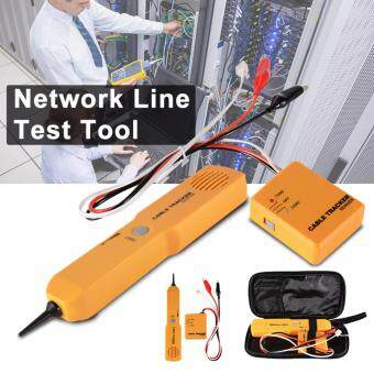 XCSOURCE Handheld Telephone RJ11 Network Cable Wire Tracker LineTracer Tester BI639 - intl