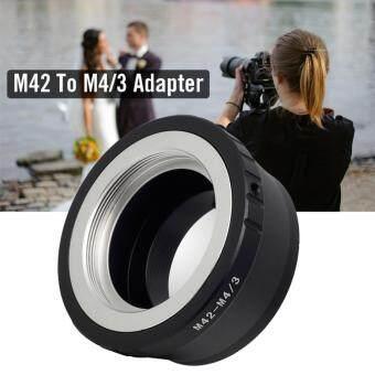 XCSource อะเดปเตอร์ริง สำหรับ M42 Mount Lens to Micro M4/3Panasonic G3 GH2 GF2 GF3 GF7