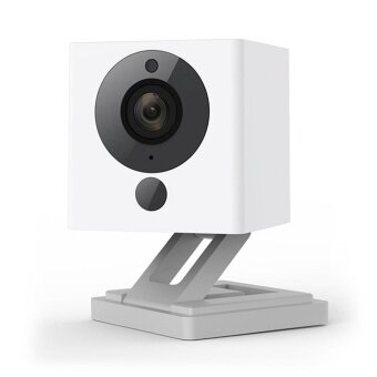 Xiaomi 1080P Smart Wi-Fi IP Camera w/ Night Vision (US Plugs / 4PCS) - intl