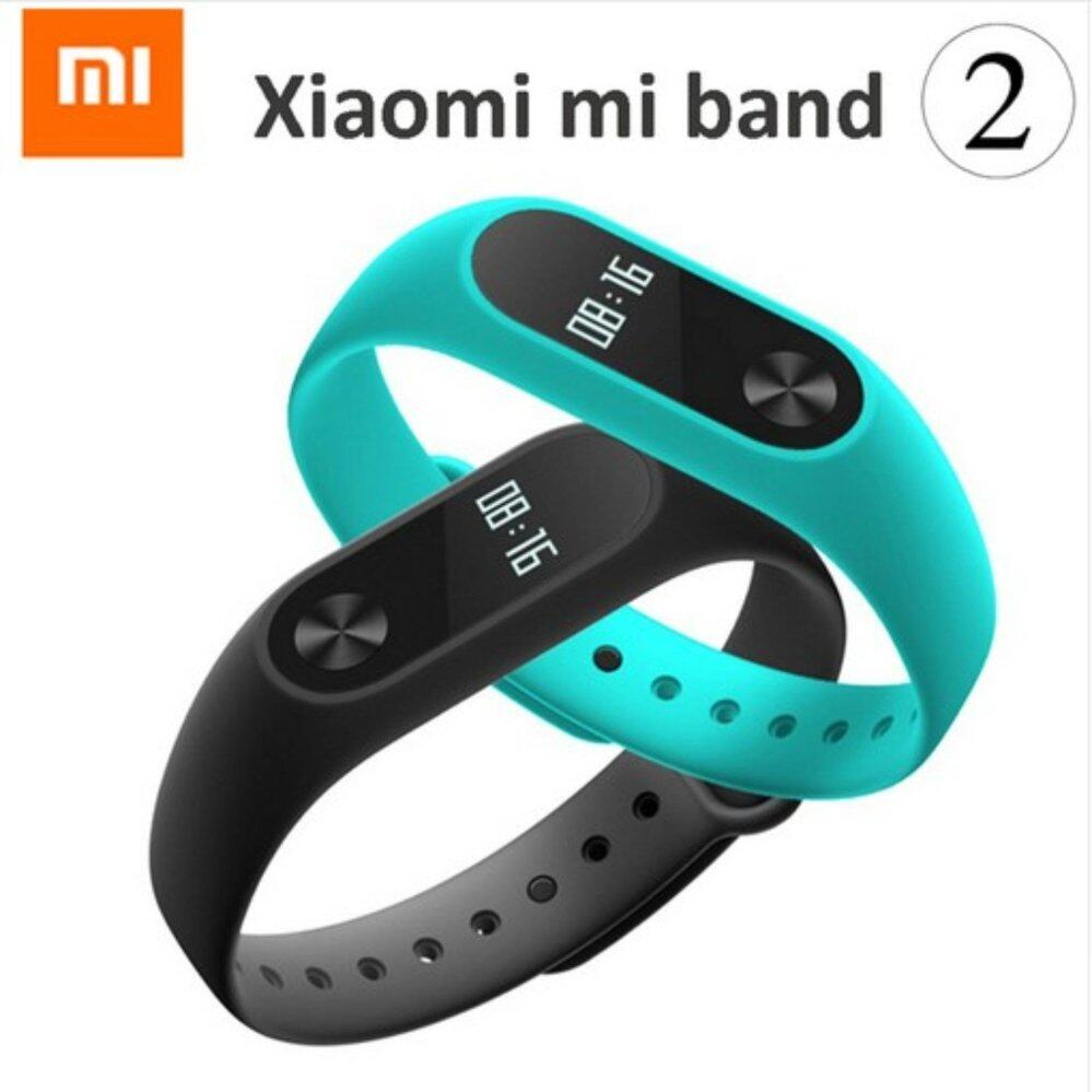 Shock Sale Xiaomi band 2 Heart Rate Monitor Cardiaco mi fit Fitness Tracker for Andriod OS
